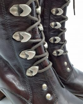Brown-Vintage-Victorian-Boots
