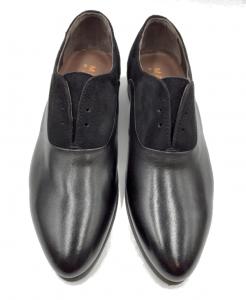 black-suede-shoe-front