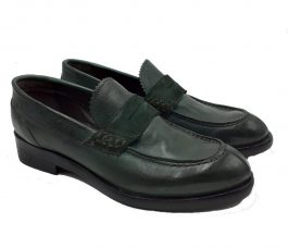 womens-green-calfskin-side