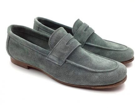 Sago-Green-Moccasin-Side
