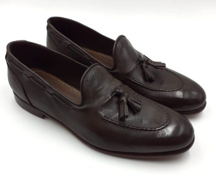 brown-leather-interwoven-laces-side