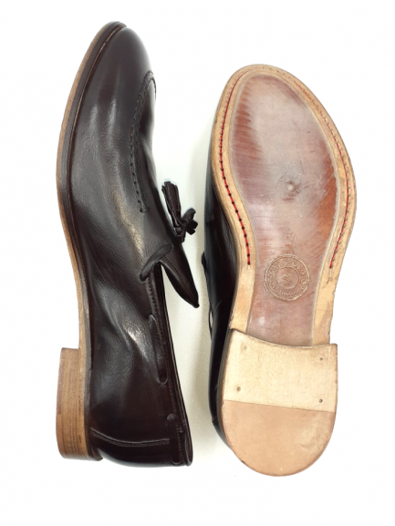 chocolate-brown-leather-shoe-bottom