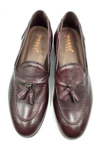 wine-leather-shoes-front