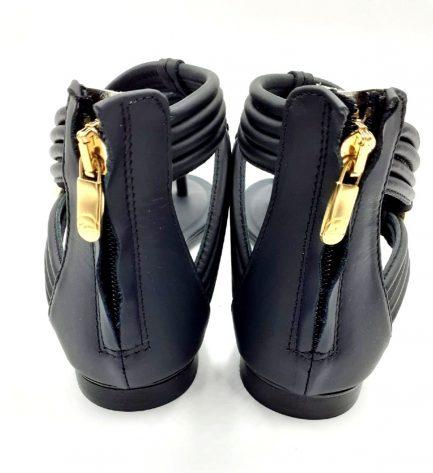 black-gold-sandal-back