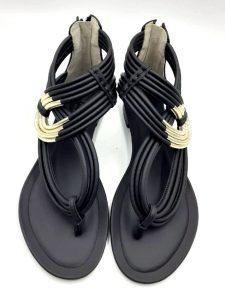 black-gold-sandal-front1