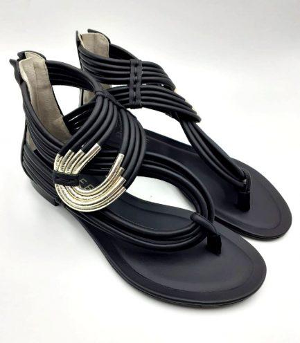 black-gold-sandal-side1