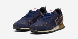 suede navy front